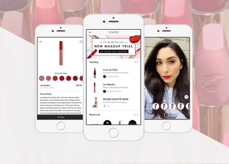 Meitu launches augmented reality beauty to its app with Clinque, Bobbie Brown, YSL and more