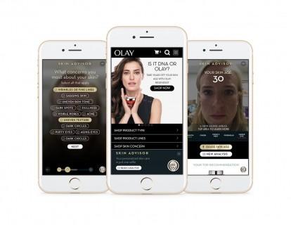 Olay enters diagnostics: new Skin Advisor platform launched