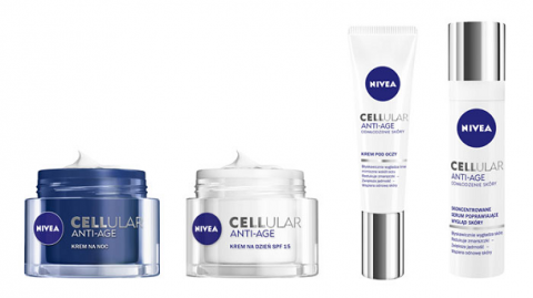 New Nivea face cream targets anti-ageing sector