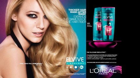 L'Oréal Paris rolls out first filloxane hair thickening product line
